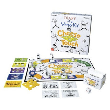 Pressman Diary of a Wimpy Kid Cheese Touch Game
