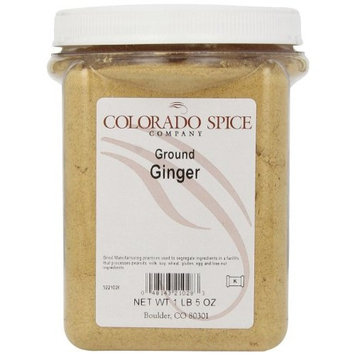 Colorado Spice Ginger, Ground, 21-Ounce Jars (Pack of 2)