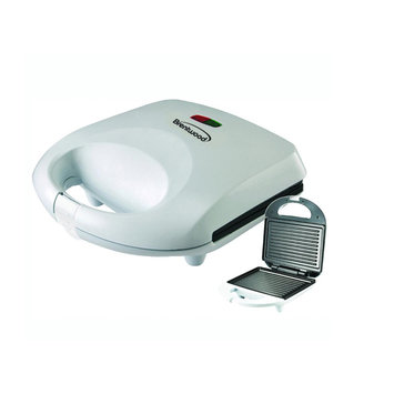 Brentwood Appliances TS-245 Panini Maker Grill - White