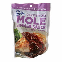 Frontera Mole - Oaxacan Red Chili Seasoning Sauce