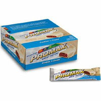 Promax Energy Bar Cookies and Cream Case of 12 2.64 oz