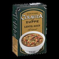 Colavita All Natural Soup Lentil