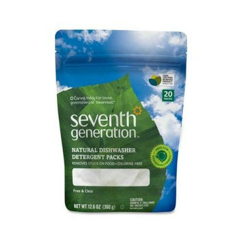 Seventh Generation Natural Automatic Dishwasher Detergent