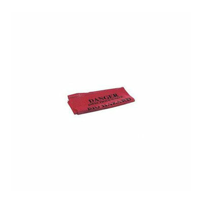Swift First Aid Red 24'' X 24'' 10 Gallon Biohazard Waste Bags (25 Per Package)