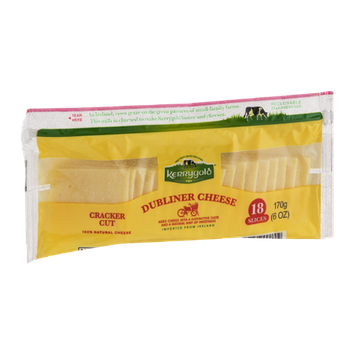 Kerrygold Dubliner Cheese Cracker Cut - 18 CT