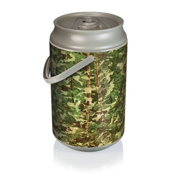 Picnic Time Mega Can Cooler - Camouflage Can
