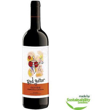 Red Guitar Old Vine Tempranillo Garnacha Wine, 750 ml
