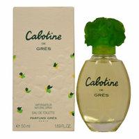 Gres Cabotine Eau de Toilette Spray, 1.7 fl oz