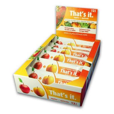 That's it Fruit Bars