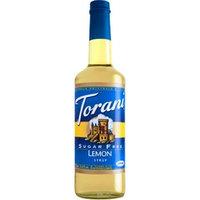 Torani Sugar Free Syrup, Lemon, 33.81 Ounce (Pack of 3)