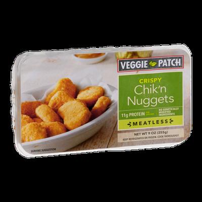 Veggie Patch Crispy Chik'n Nuggets Meatless