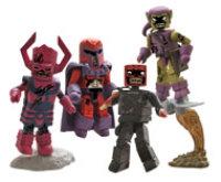 Diamond Comics Marvel Minimates Zombie Villians
