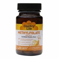 Country Life Methylfolate Orange 800 mcg - 60 Smooth Melts