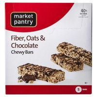 Market Pantry Oats & Chocolate Fiber Bars