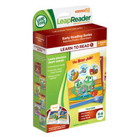 Leapfrog LeapFrog Tag Learn to Read Phonics Book Series - Short Vowels