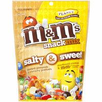 M&M's Peanut Snack Mix