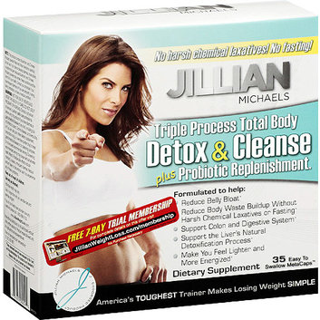 Jillian Michaels Detox and Cleanse