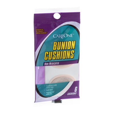 CareOne Bunion Cushions Non-Medicated