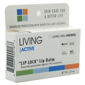 Cinsaytions 6040005 0.25oz Lip Lock Lip Balm