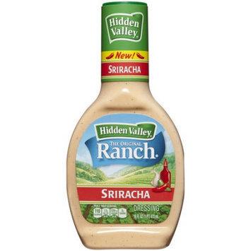 Hidden Valley The Original Ranch Sriracha Dressing, 16 fl oz