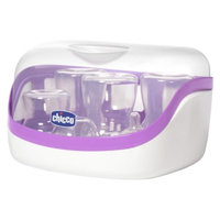 Chicco NaturalFit Microwave Steam Baby Bottle Sterilizer -
