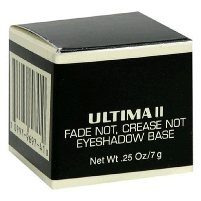 Ultima II Eye Shadow Base, Fade Not, Crease Not, 0.25 oz (7 g)