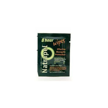 Natrapel 362567  8 Hour Insect Repellent Wipes- Case of 144
