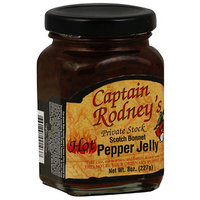 Captain Rodney's Private Stock Hot Scotch Bonnet Pepper Jelly