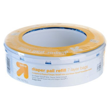 up & up up&up 1pk 272ct Refill for Diaper Genie - 272ct