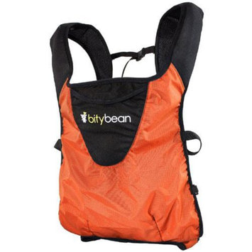 Bitybean BB-01-1C - UltraCompact Baby Carrier - Carrot Orange
