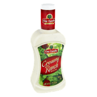 Our Family Creamy Ranch Dressing
