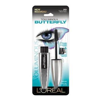 L'Oreal Voluminous L'Oreal Paris Voluminous Butterfly Mascara - Black Brown 869