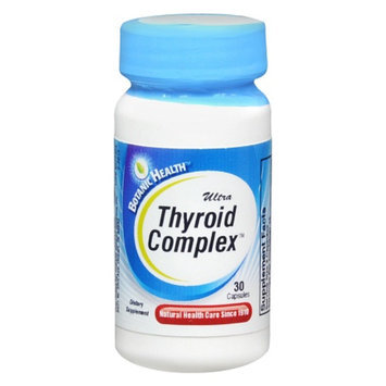 Botanic Health Ultra Thyroid Complex Dietary Supplement Capsules