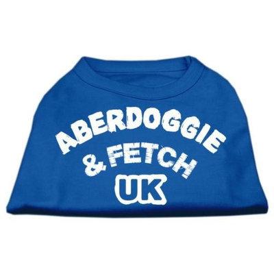 Ahi Aberdoggie UK Screenprint Shirts Blue Sm (10)
