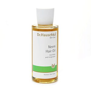 Dr.Hauschka Skin Care Neem Hair Oil
