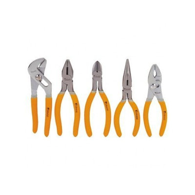 PITTSBURGH PLIERS SET 5PC. 6