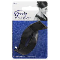 Goody Products Inc. Classic Interlocking Twist Updo Claw Clip, 1 CT
