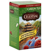 Celestial Seasonings Raspberry Gardens Green Tea Bags