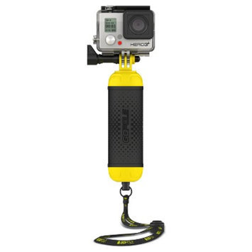 GoPole Bobber Floating Hand Grip for GoPro HERO Cameras - Yellow