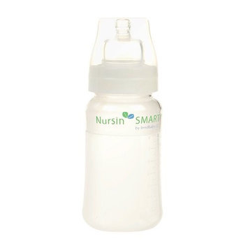 Innobaby Nursin' Smart 9 oz. Nurser - Stage 2 Natural Nipple