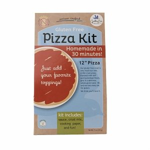 GalloLea Pizza Kits Gluten Free Pizza Kit