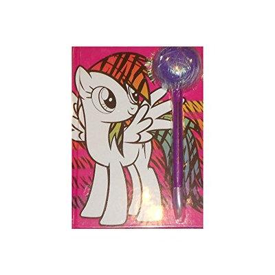 Skyhigh Rainbow Dash Wild Rainbow Diary with Pen