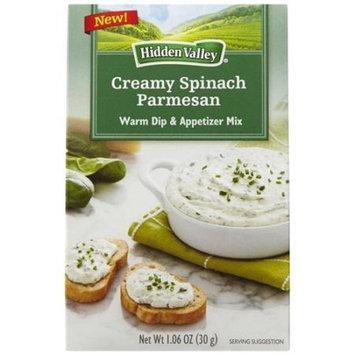 Hidden Valley Creamy Spinach Parmesan Warm Dip & Appetizer Mix