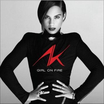 Rca Alicia Keys ~ Girl on Fire (new)