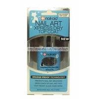 Nail-Aid Nail Art Xpress Dry Top Coat No Smudge Nail Polish