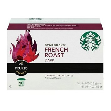 Starbucks Coffee French Roast K-Cups