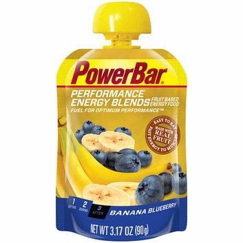 PowerBar Performance Energy Blends Banana Blueberry