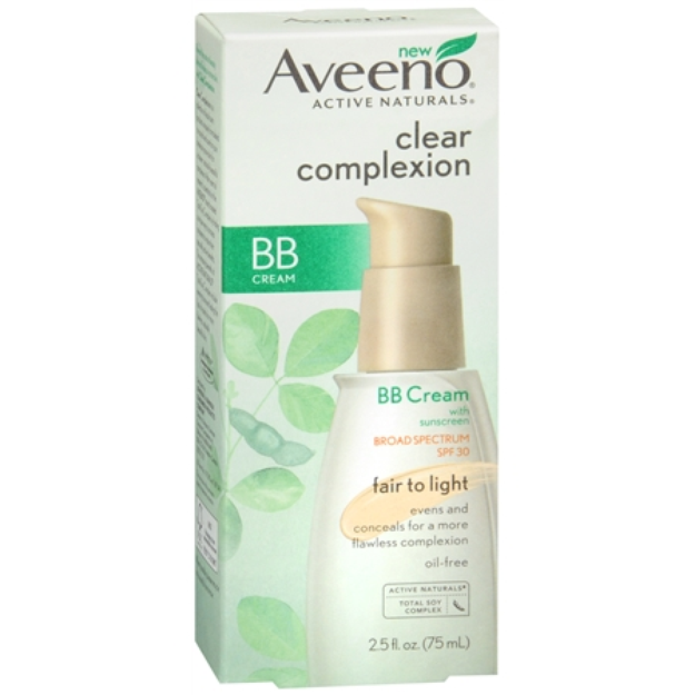 Aveeno® Clear Complexion Bb Cream Fair to light
