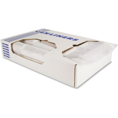 Heritage Bag Heritage Standard High Density Coreless Roll Liners - 56 gal - 43 X 48 - 0.67 Mil [17 Micron] Thickness - High Density - 200/carton - Natural (z8648xnr01)