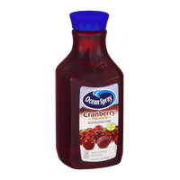Ocean Spray Premium Cranberry Juice Beverage
